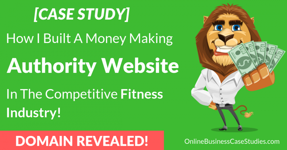 How I Built A Money Making Authority Website